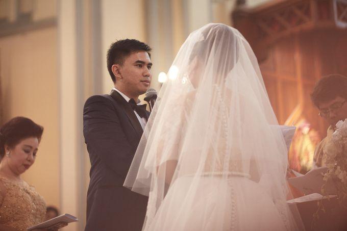 Max & Elvina Wedding - Holy Matrimony by Richard Costume Design - 014