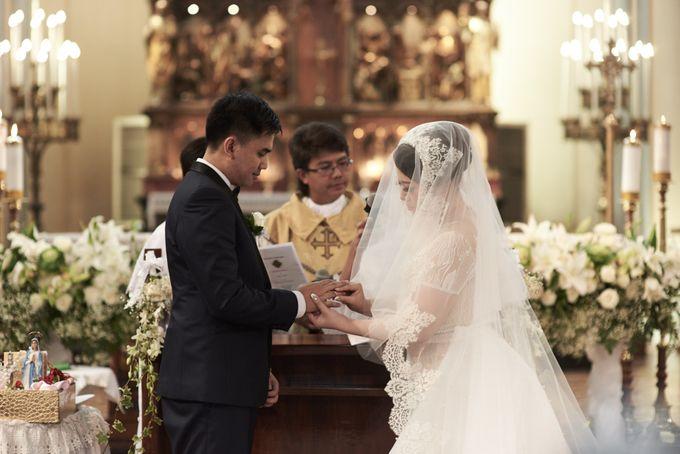 Max & Elvina Wedding - Holy Matrimony by Richard Costume Design - 015