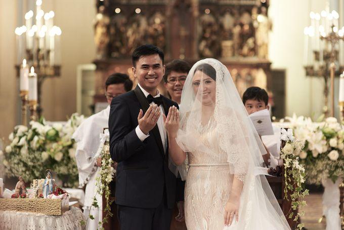 Max & Elvina Wedding - Holy Matrimony by Richard Costume Design - 016