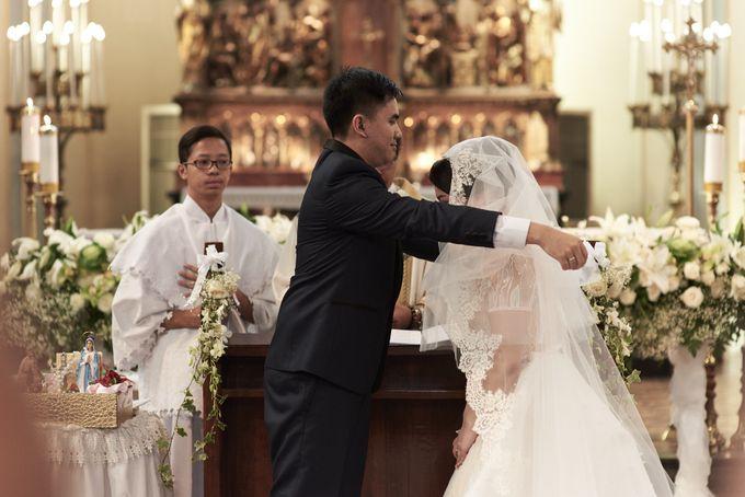 Max & Elvina Wedding - Holy Matrimony by Richard Costume Design - 017