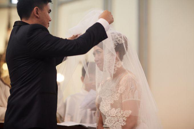 Max & Elvina Wedding - Holy Matrimony by Richard Costume Design - 018