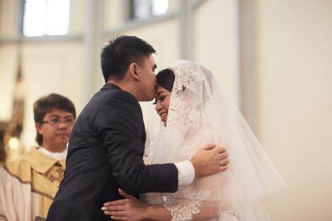 Max & Elvina Wedding - Holy Matrimony by Richard Costume Design - 019