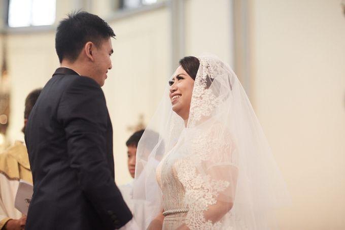 Max & Elvina Wedding - Holy Matrimony by Richard Costume Design - 020