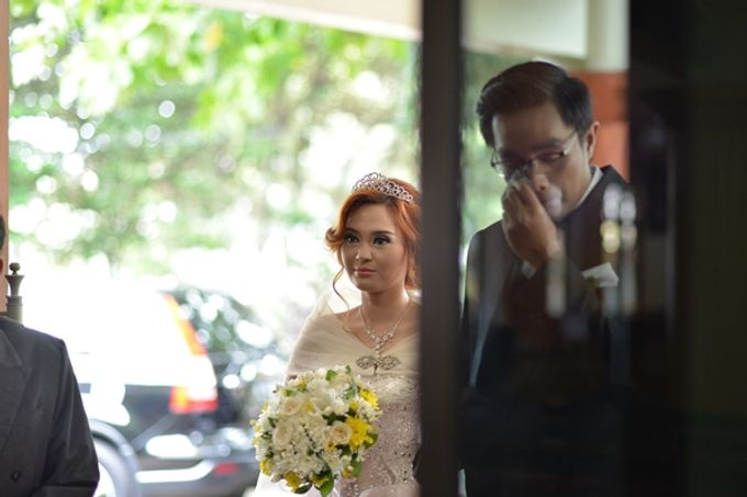 Erine & Mike Wedding by Kaisar Photostyle - 007