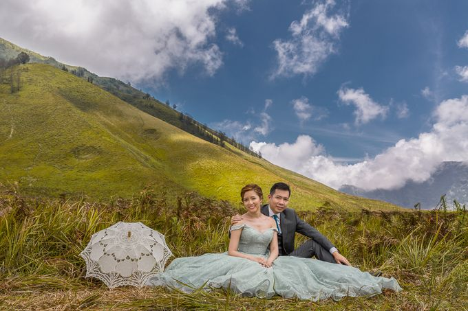 Overseas Pre-wedding Photoshoot Max & Angie by Susan Beauty Artistry - 010