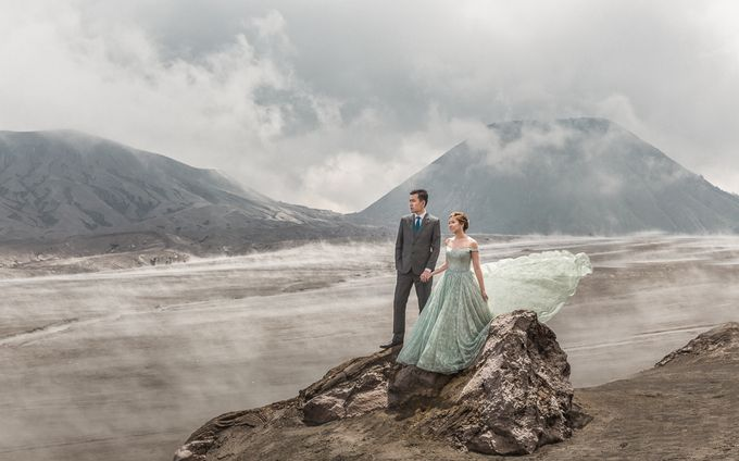 Overseas Pre-wedding Photoshoot Max & Angie by Susan Beauty Artistry - 013