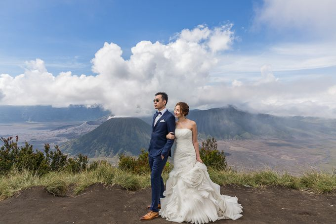 Overseas Pre-wedding Photoshoot Max & Angie by Susan Beauty Artistry - 003
