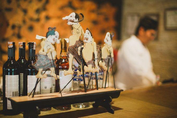 Masha & Deylen Prewedding Dinner by Pixeldust Wedding Photography - 003