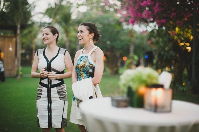 Masha & Deylen Prewedding Dinner by Pixeldust Wedding Photography - 010