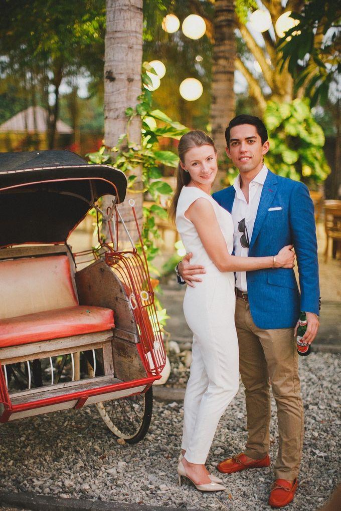 Masha & Deylen Prewedding Dinner by Pixeldust Wedding Photography - 018