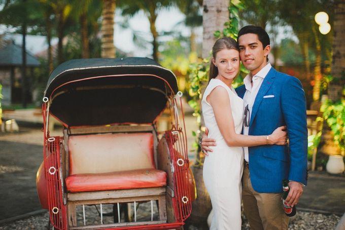 Masha & Deylen Prewedding Dinner by Pixeldust Wedding Photography - 019