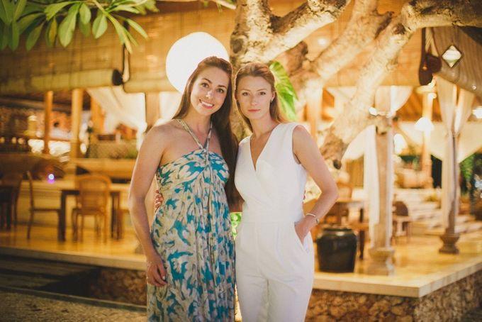 Masha & Deylen Prewedding Dinner by Pixeldust Wedding Photography - 021