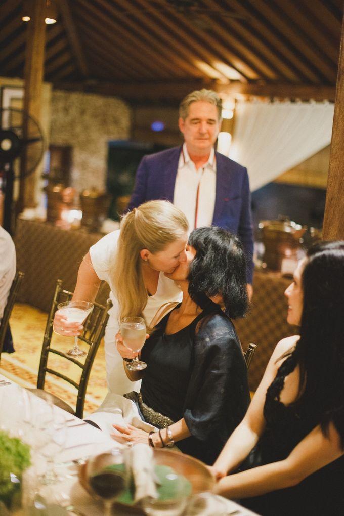 Masha & Deylen Prewedding Dinner by Pixeldust Wedding Photography - 028