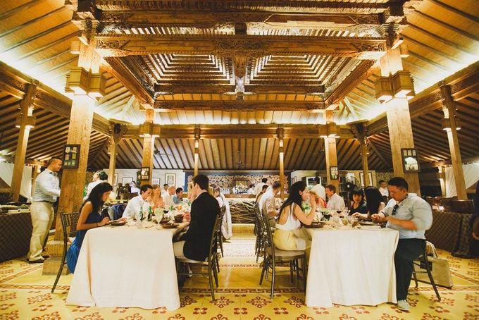 Masha & Deylen Prewedding Dinner by Pixeldust Wedding Photography - 029