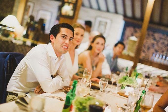 Masha & Deylen Prewedding Dinner by Pixeldust Wedding Photography - 033