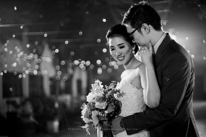 Max & Melissa Wedding Gedung Arsip Jakarta by Twigs and Twine - 002