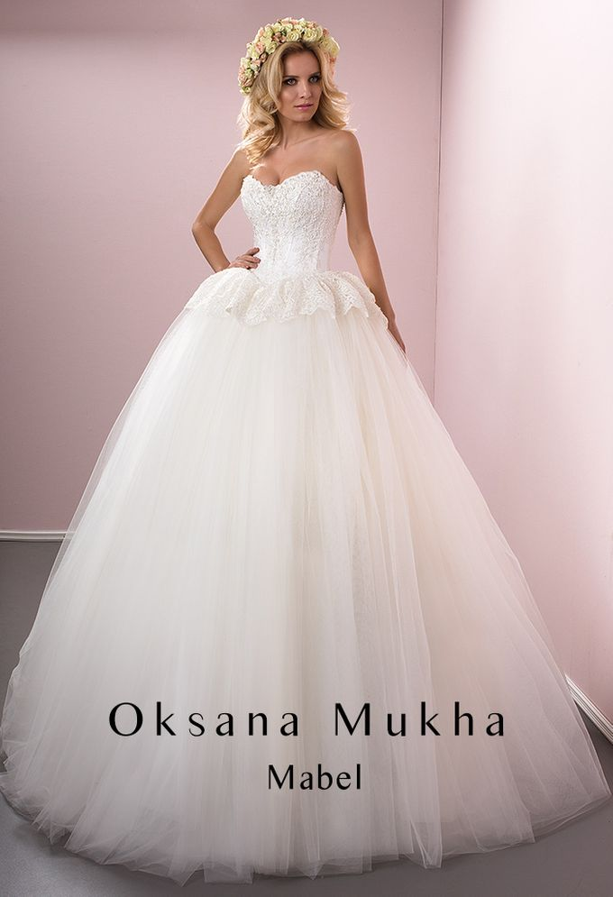 Preview Wedding Collection 2017 by OKSANA MUKHA - 024