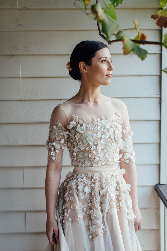 Madeleine by Daniel Learmont Couture - 004