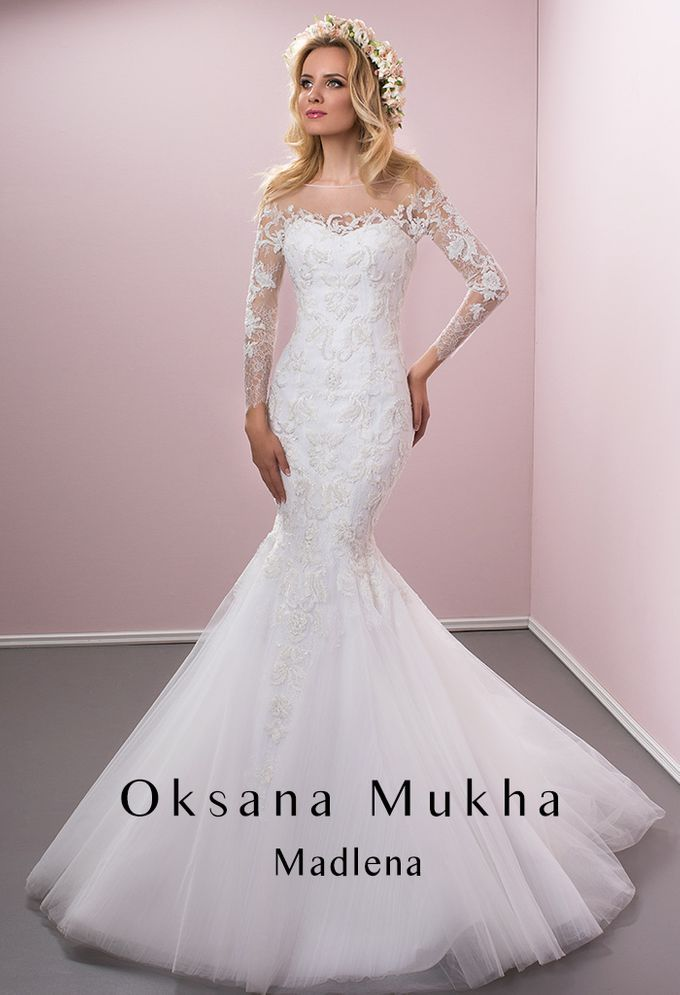 Preview Wedding Collection 2017 by OKSANA MUKHA - 025