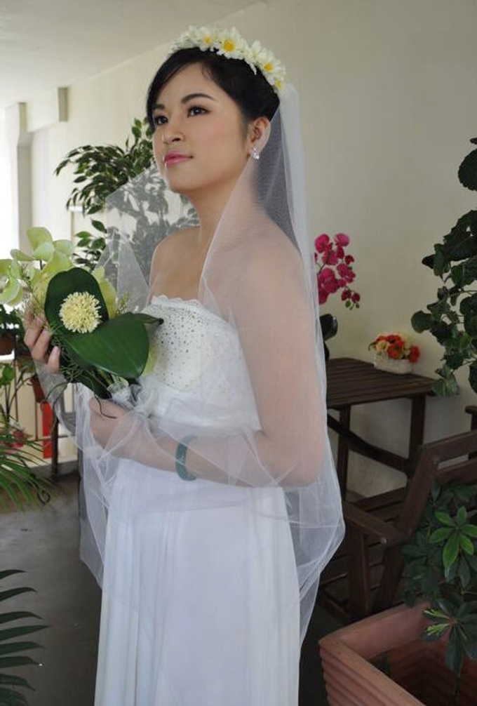 Bridal Day - WhatsApp 9639 8626 by Cathy Loke - 021