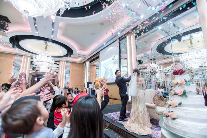 Malay Wedding Extraordinaire Celebration - Daniaal & Suhaila by Born2talk - 014