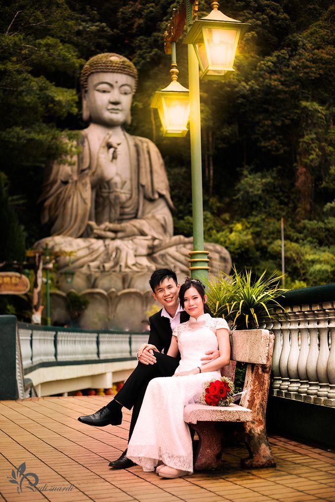 Kuala Lumpur Prewedding by Therudisuardi - 007