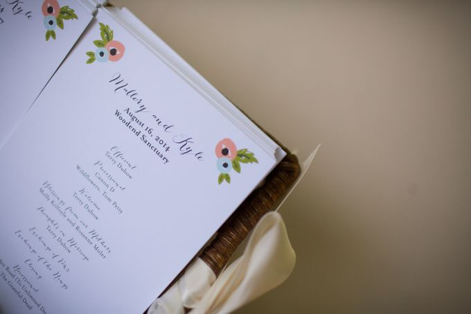 A Garden Party Wedding by Leslie-Manning Events - 001