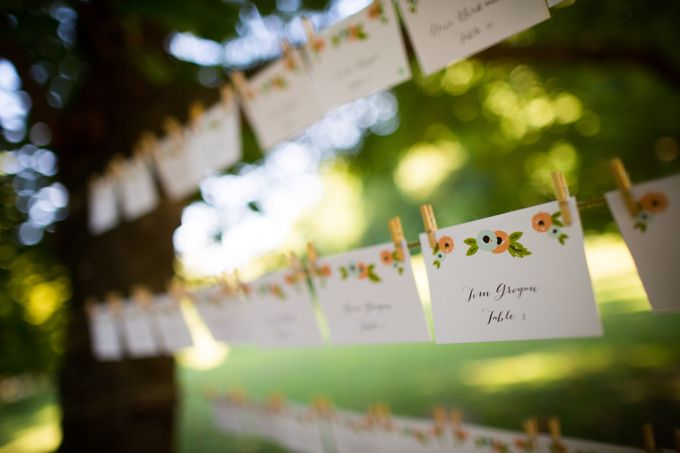 A Garden Party Wedding by Leslie-Manning Events - 003
