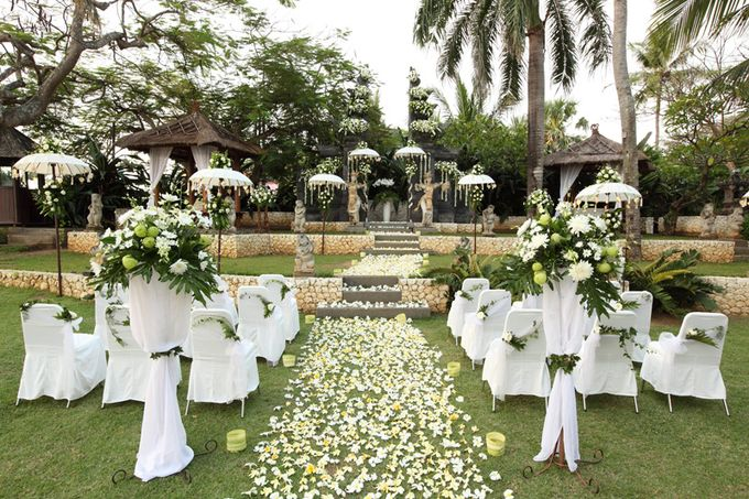Wedding at Bali Mandira by Bali Mandira Beach Resort & Spa - 005