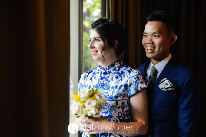 Marcus & Marie Wedding Day by Byben Studio Singapore - 002