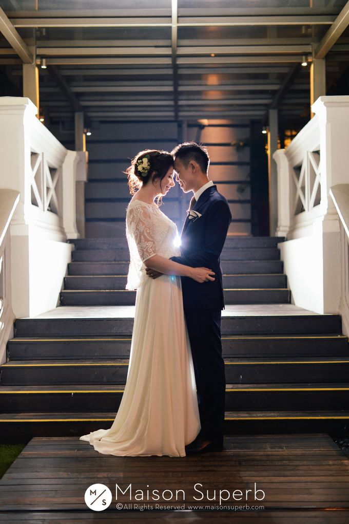 Marcus & Marie Wedding Day by Byben Studio Singapore - 010