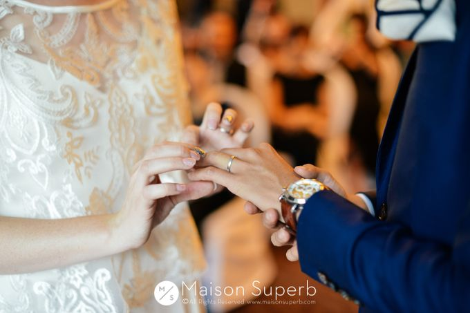 Marcus & Marie Wedding Day by Byben Studio Singapore - 005