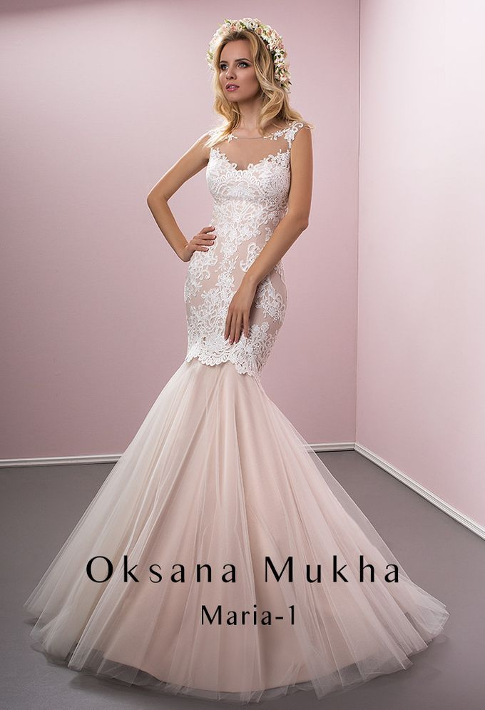 Preview Wedding Collection 2017 by OKSANA MUKHA - 027