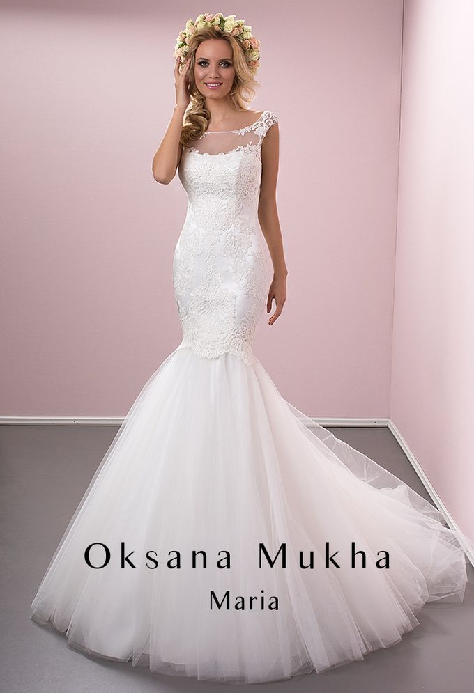 Preview Wedding Collection 2017 by OKSANA MUKHA - 026