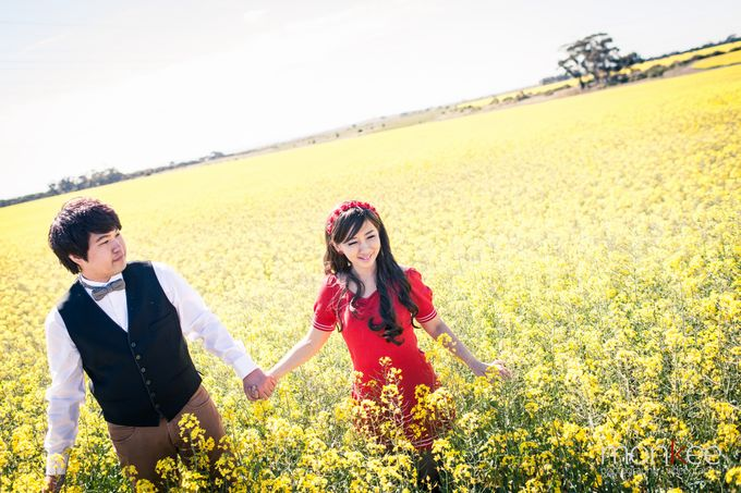 Prewedding by Monkee by Monkee - 018