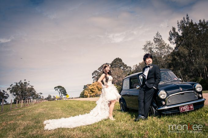 Prewedding by Monkee by Monkee - 015