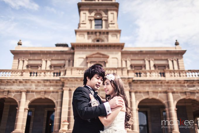 Prewedding by Monkee by Monkee - 016