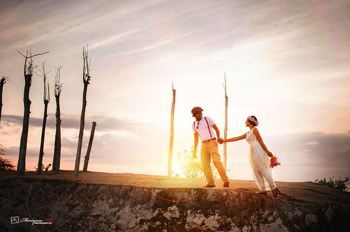From Bali to Classic Engagement D & R by Artsa Photo - 001