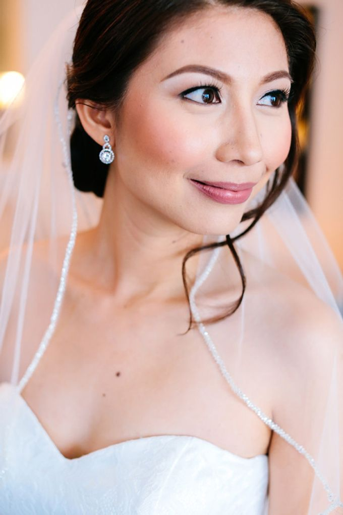 Bride Lianne by Ayen Carmona Make Up Artist - 001