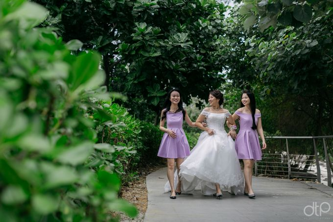 Wedding Day Moment Photography by DTPictures - 014