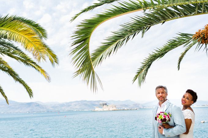 Civil Afro American wedding in Nafplio by MarrymeinGreece - 031