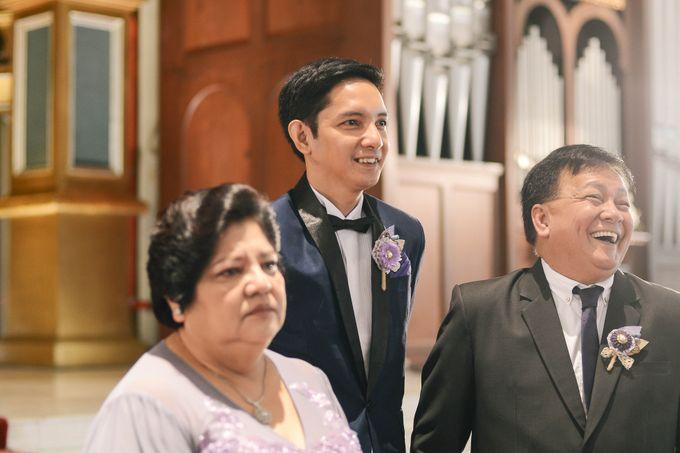 Rustic Lavander Wedding by MR Villar Photography - 017