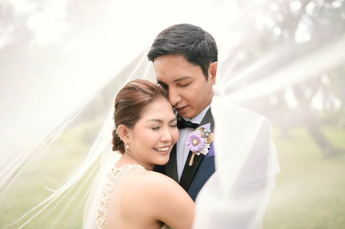 Rustic Lavander Wedding by MR Villar Photography - 045