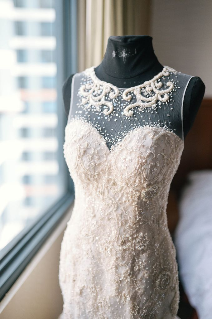 Rustic Lavander Wedding by MR Villar Photography - 002