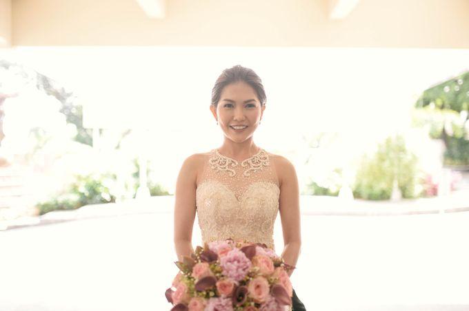 Rustic Lavander Wedding by MR Villar Photography - 018