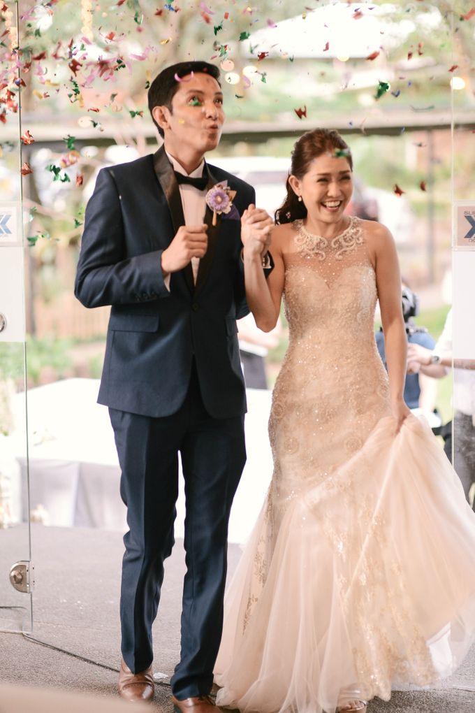 Rustic Lavander Wedding by MR Villar Photography - 028