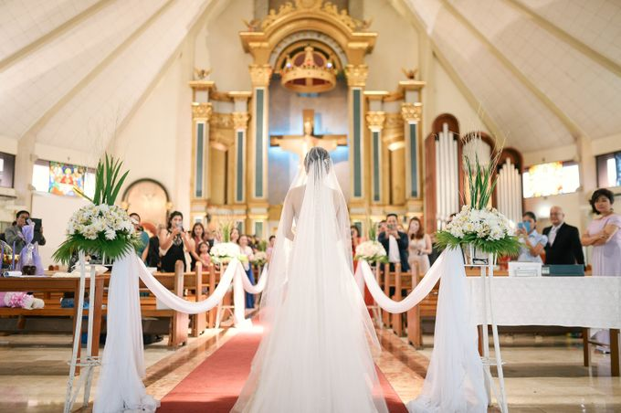 Rustic Lavander Wedding by MR Villar Photography - 019