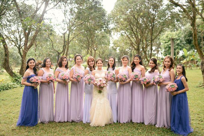 Rustic Lavander Wedding by MR Villar Photography - 031