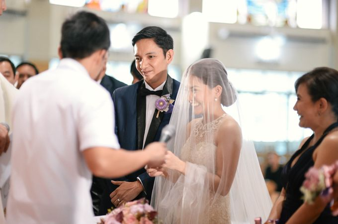 Rustic Lavander Wedding by MR Villar Photography - 020
