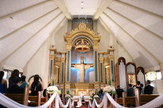 Rustic Lavander Wedding by MR Villar Photography - 021